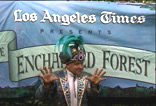 Brandon Scott Enchanted Forest Los Angeles Times Magician for Kids