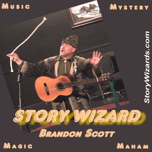 Brandon Scott Story Wizard